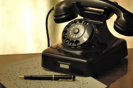 Old Rotary Phone Still Work In Today's Technology